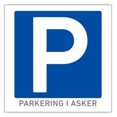 Parkering i Asker
